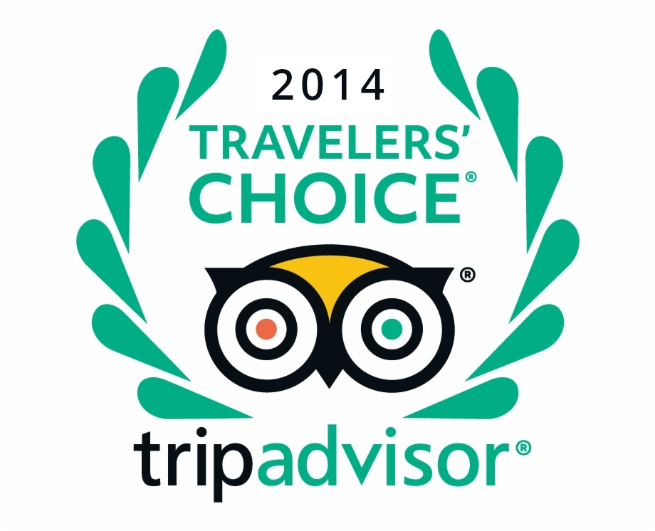 Trip Advisor Reward 2014