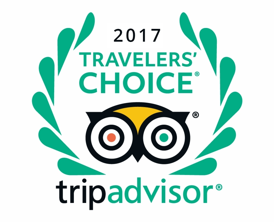 Trip Advisor Reward 2017