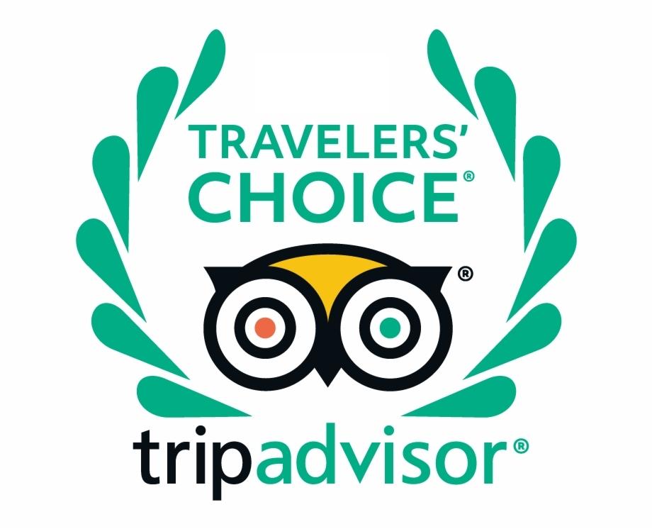 TripAdvisor Traveler's Choice award 2013. - 2019.