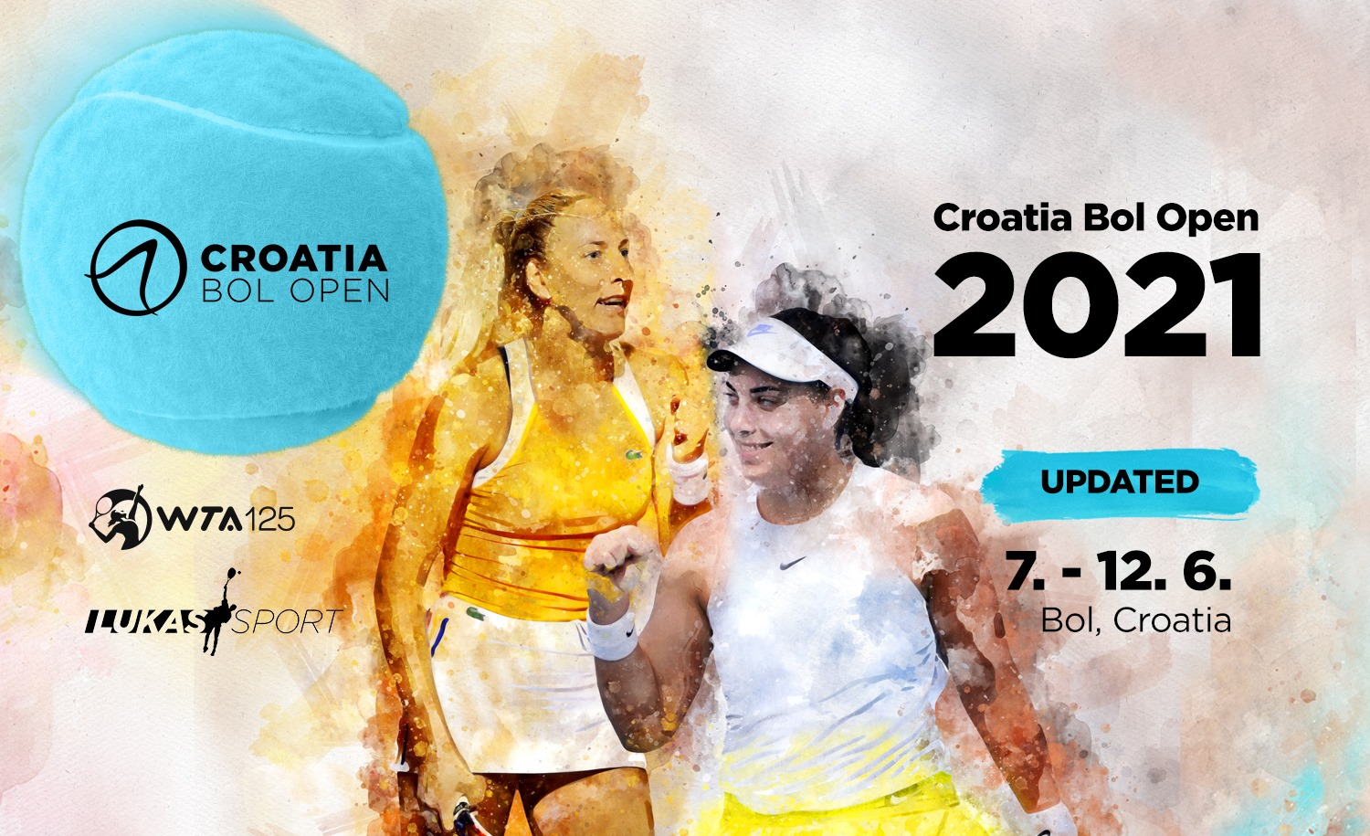 Bol welcomes tennis players for the 15thedition ofCroatia Bol Open