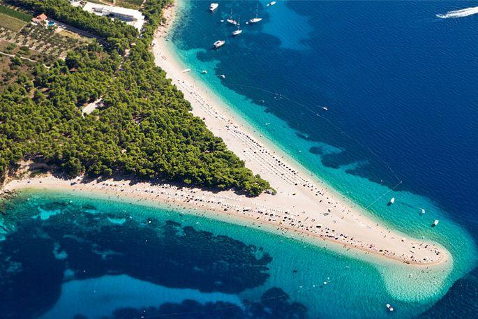 Brač as one of the 100 islands everyone should visit!